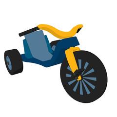 Big Wheel Illustration