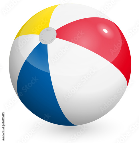 beach ball vector stock image and royalty free vector files on rh fotolia com beach ball vector art free beach ball vector image free