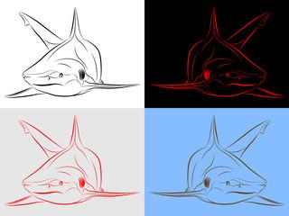 Shark, set