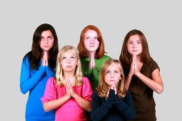 Praying Preteens