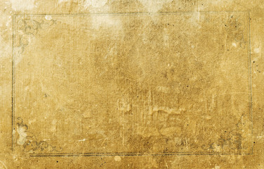 Vintage paper background with space for text or image