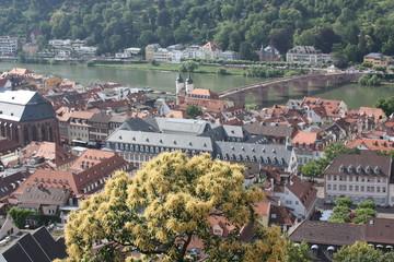 Obraz I love Heidelberg - fototapety do salonu