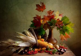 Herbstliches Stilleben