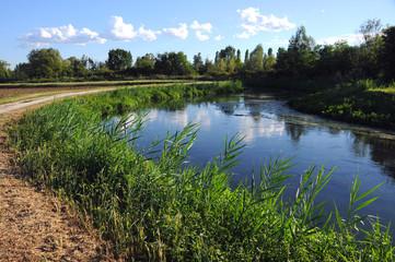 fiume tergola paesaggio1182