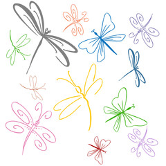 Dragonfly Set