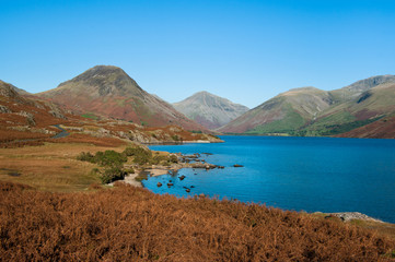 Wast Water Autumn colours