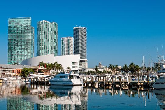 Miami Bayside Marina
