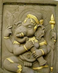 elephant - headed god