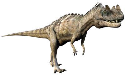 ceratosaurus side walk