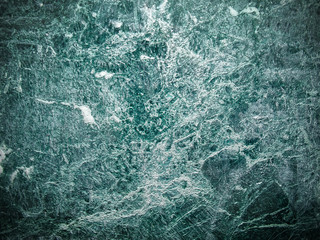 Texture of Green Marble
