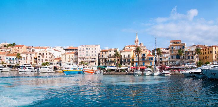 port de Calvi - Corsica