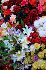 marché au fleurs de Porto au Portugal