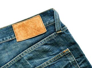 blank label jeans