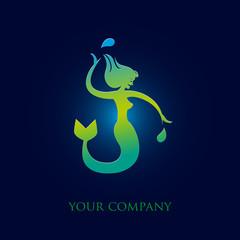 logo entreprise, sirène