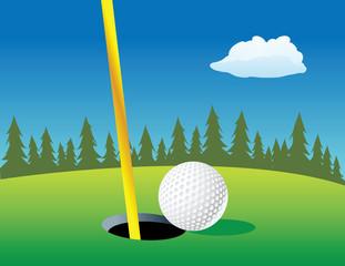 Golf Landscape 2