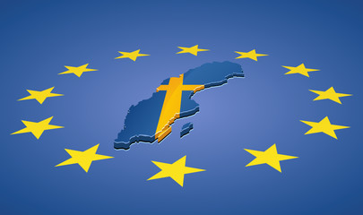 Suède : pays européen