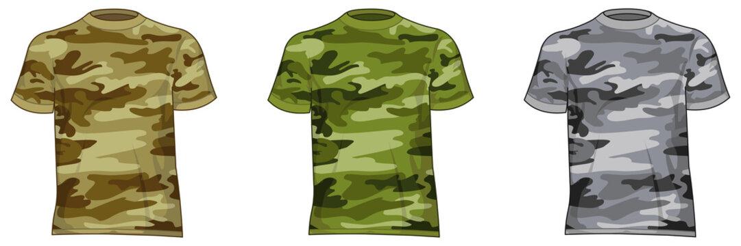 Men military shirts