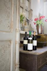 Vintage Wine Tasting