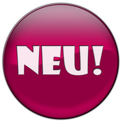 Neu Button in Pink