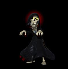 The Cartoon Grim Reaper