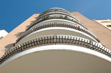 masonry building