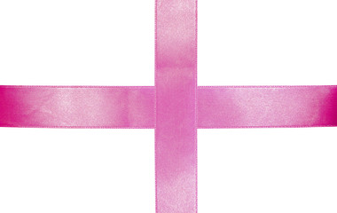 beautiful pink ribbon