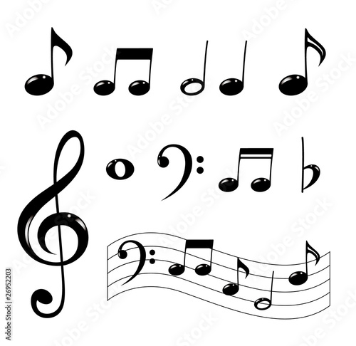 Music Symbols Stock Image And Royalty Free Vector Files On Fotolia