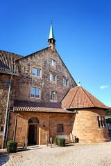 Michaelshaus am Dom in Minden, Deutschland