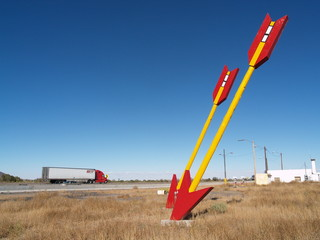 Arrow Route 66