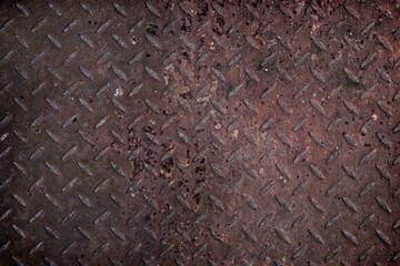 detail rusty metal textures
