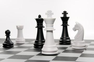 kleines Schach-Problem