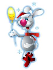 New Year's rabbit