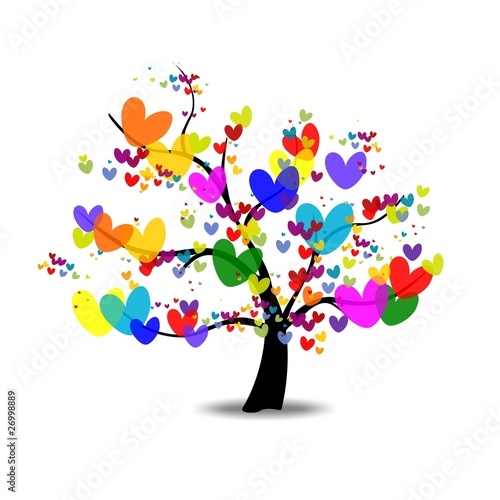 Arbol Del Amor Arbol De La Vida Stock Photo And Royalty Free Images