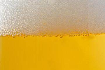 schiumma della birra