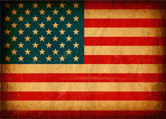 06 United States of America Flag