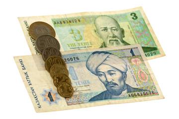 Tenge bill of Kazakhstan