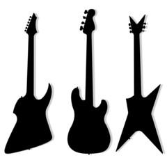 Electrical guitars