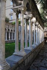 Genova, Porta Soprana e la casa di Cristoforo Colombo