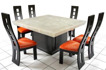 Mesa Comedor de Onix