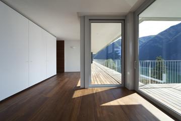 Corridoio Lungo Stretto : Interno di casa moderna corridoio lungo e stretto buy this