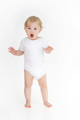 Infant and first move
