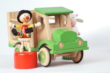 Camion de bois #11
