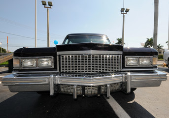 Vintage American automobile