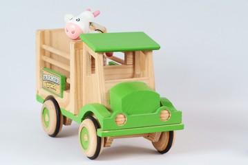 Camion de bois #7