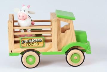 Camion de bois #3
