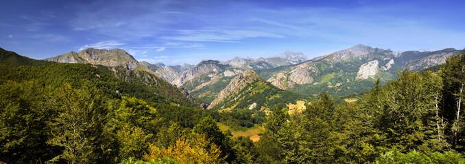 Picos de Europa (panorama)
