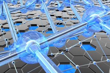 Nanostruktury, węgiel i krzem - przyszłość i nadzieja