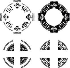 set of fantasy rings