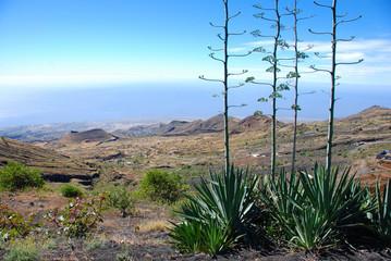 Fogo Island, Cape Verde, Africa