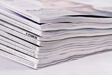 Pacco riviste